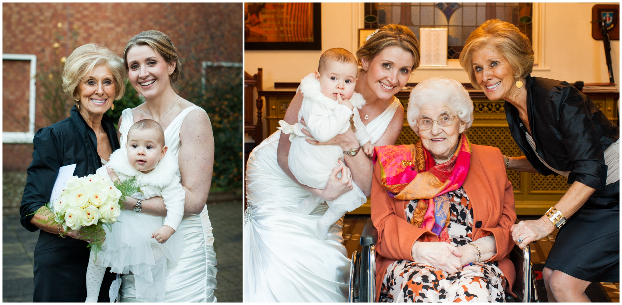 Mothers Day four generations