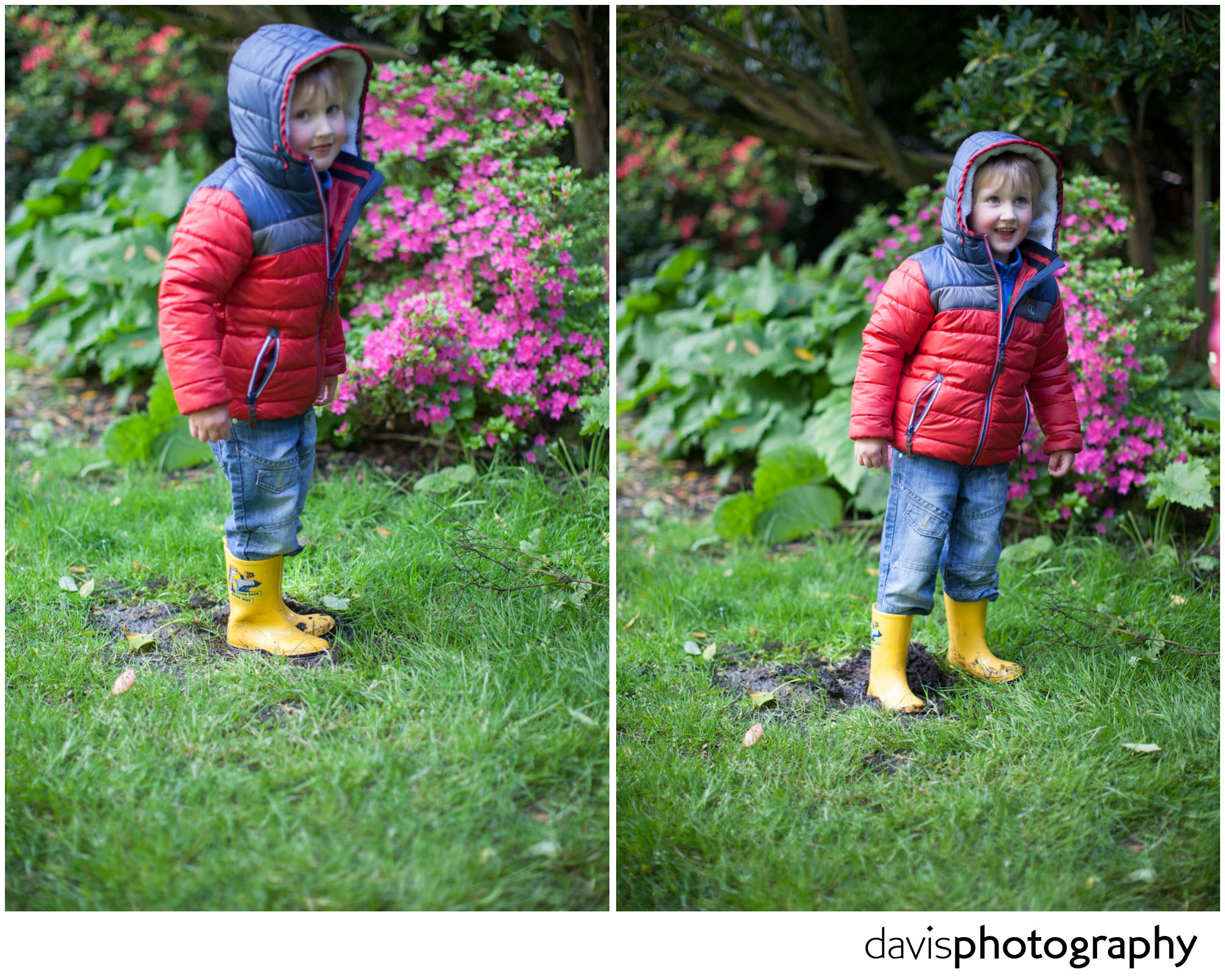 welly boots little boy