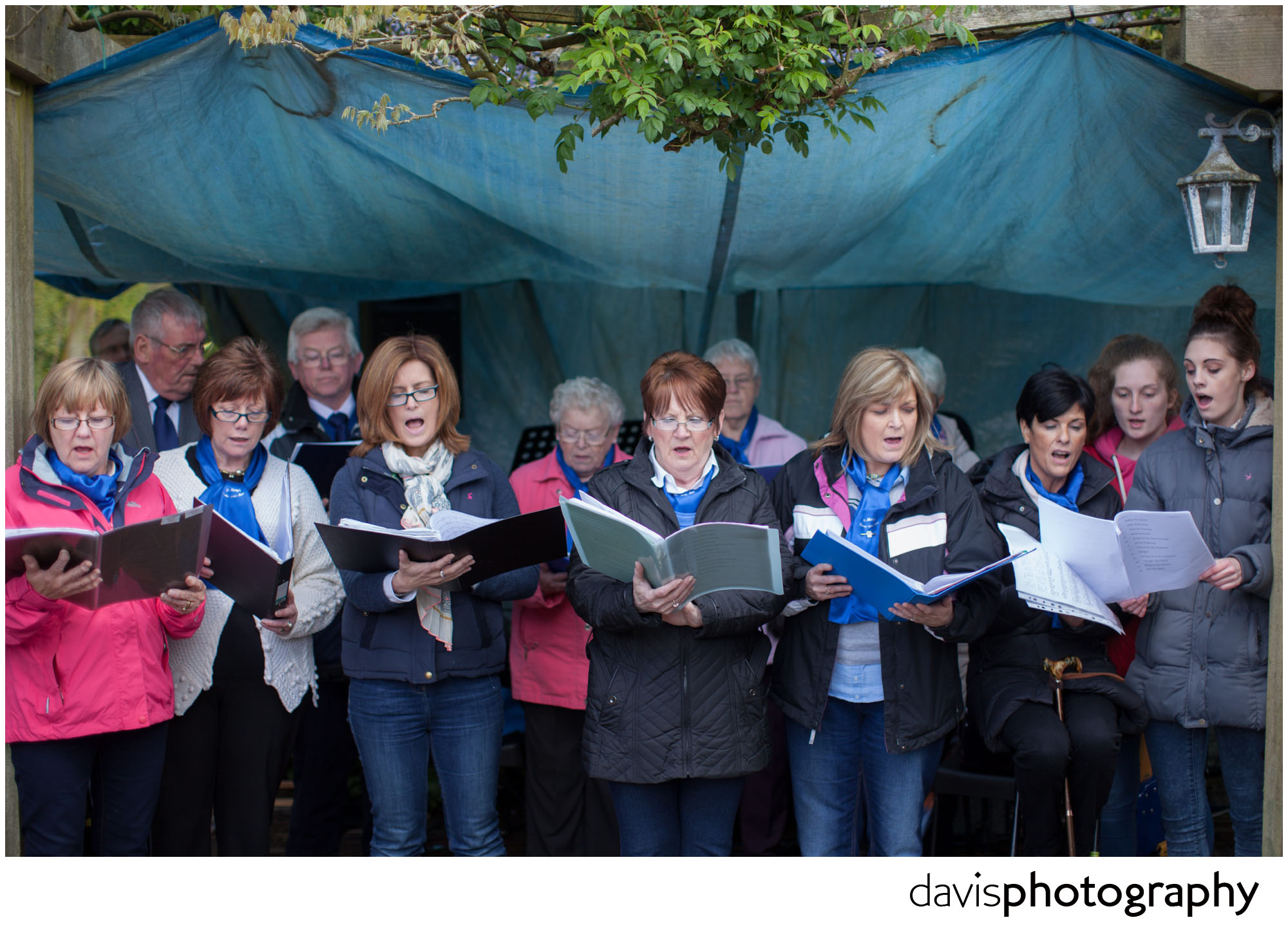 st marys church choir