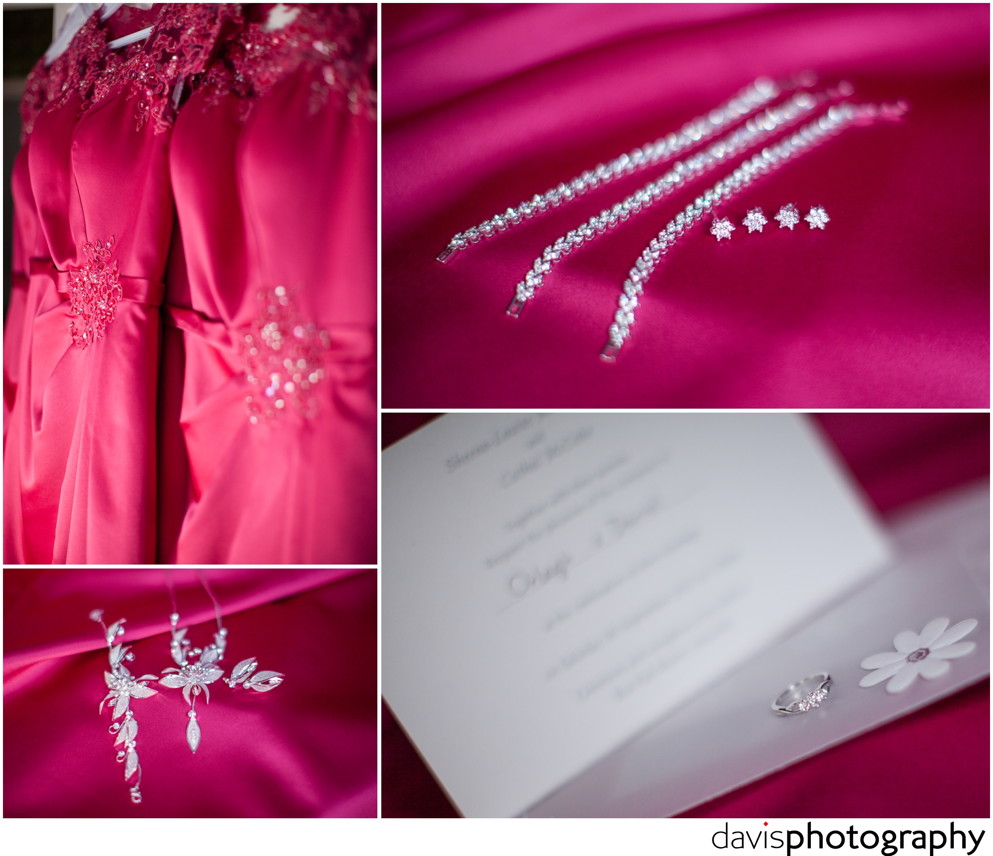 bridesmaids bracelets and necklaces