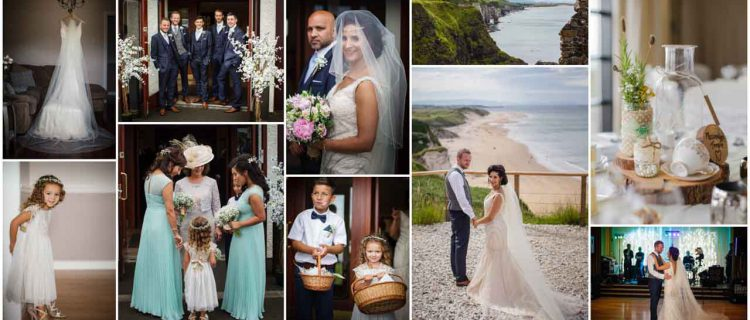 weddings in portrush county antrim