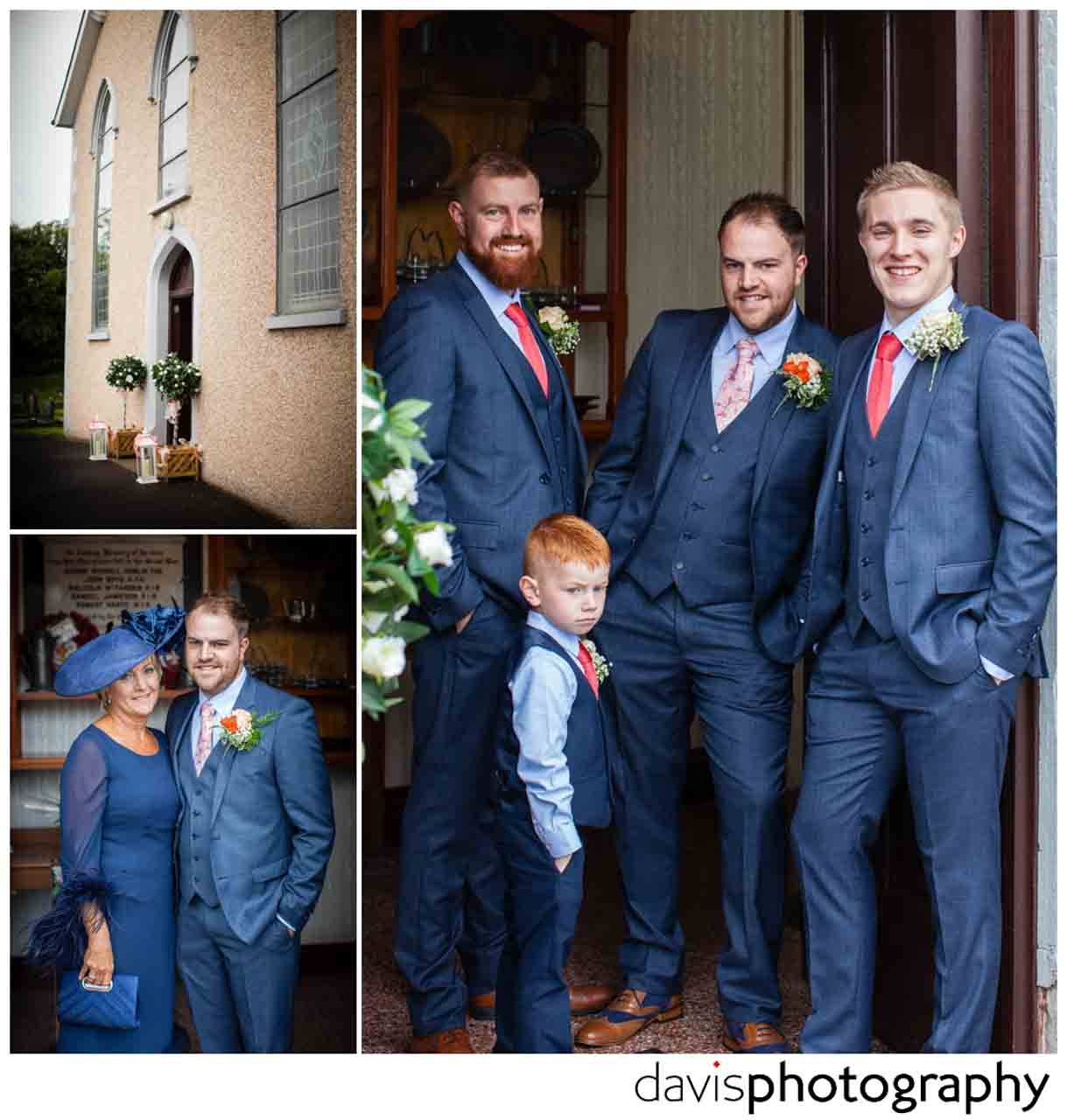suit hire for grooms