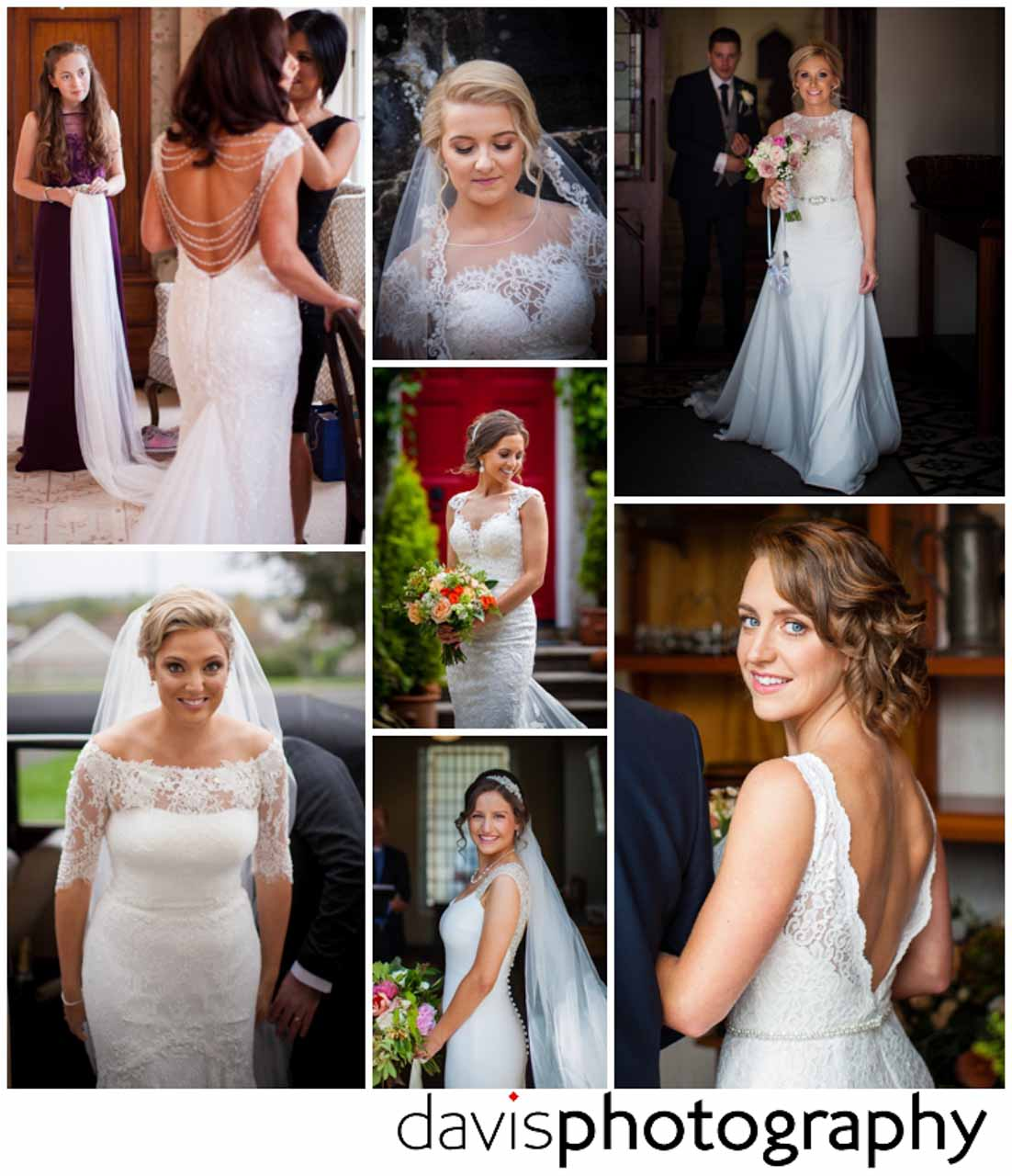 Northern Ireland wedding inspiration