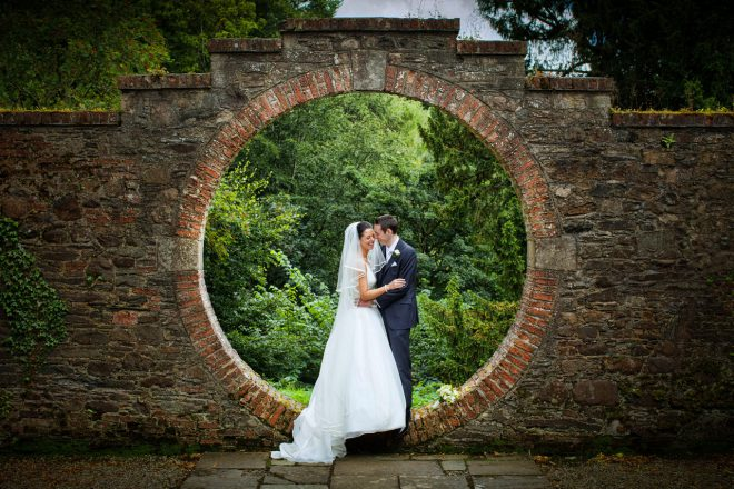 drenagh country estate wedding